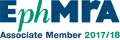 European Pharmaceutical Market Research Association Associate Member logo